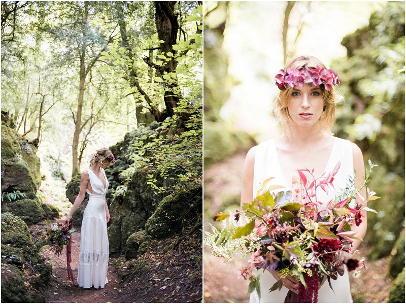 boho outdoor wedding planning service