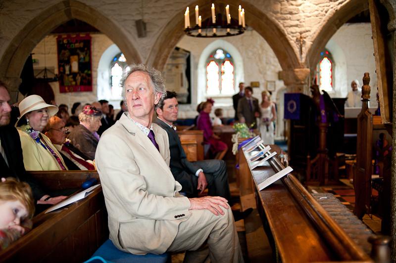 St Stithians church wedding