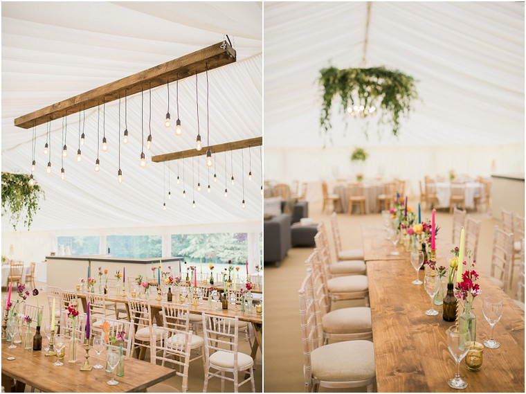 Top Cotswold Venues for a marquee wedding