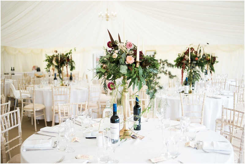 From zoning the space to creating wow-factor features your guests remember, follow my five tips and create a luxury marquee wedding you'll love.