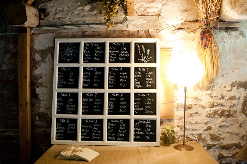 Eco-friendly Wedding Styling