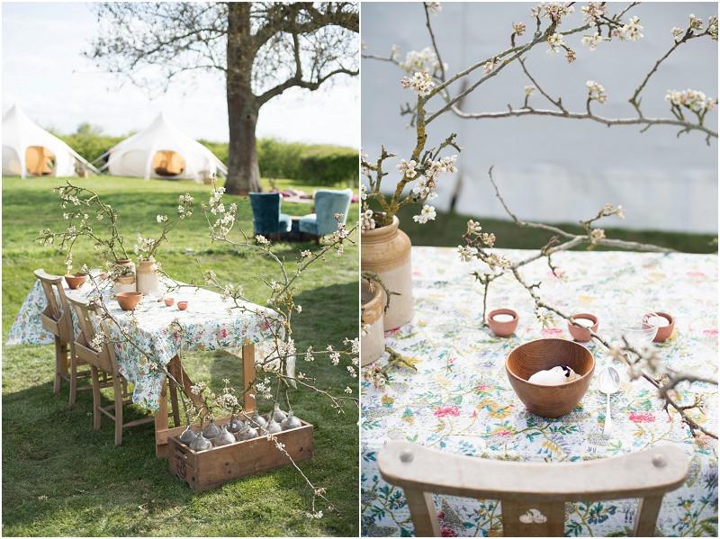 Eco friendly festival wedding wedding yurts uk