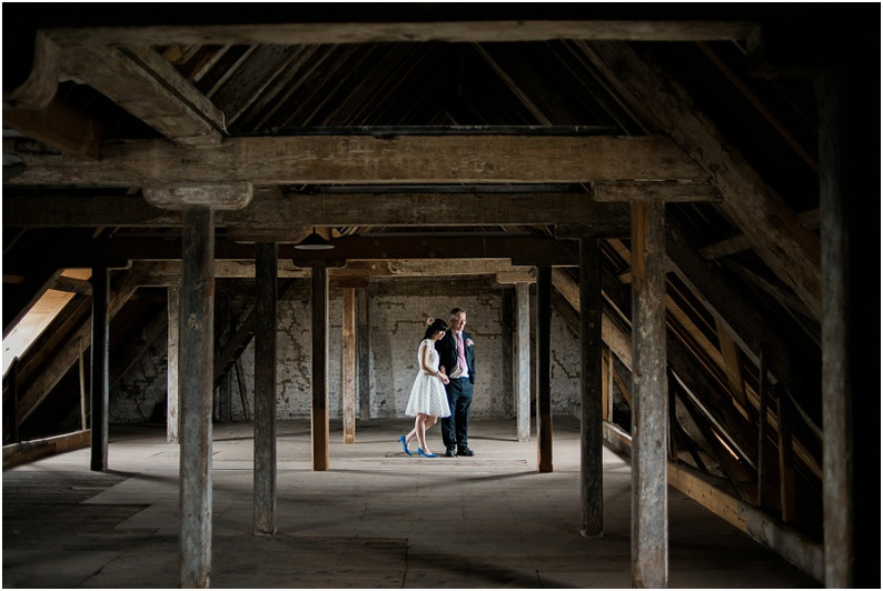Laid back London wedding at The House Mill