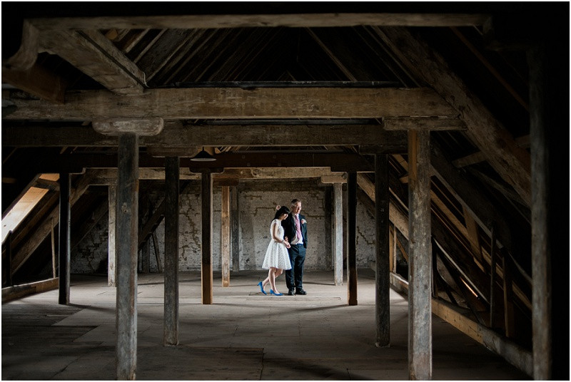 London wedding photographer The House Mill