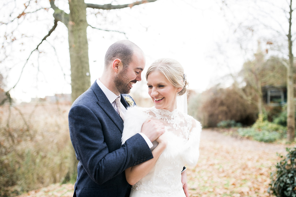 Cotswolds wedding photographer explains how to make the most of your winter wedding