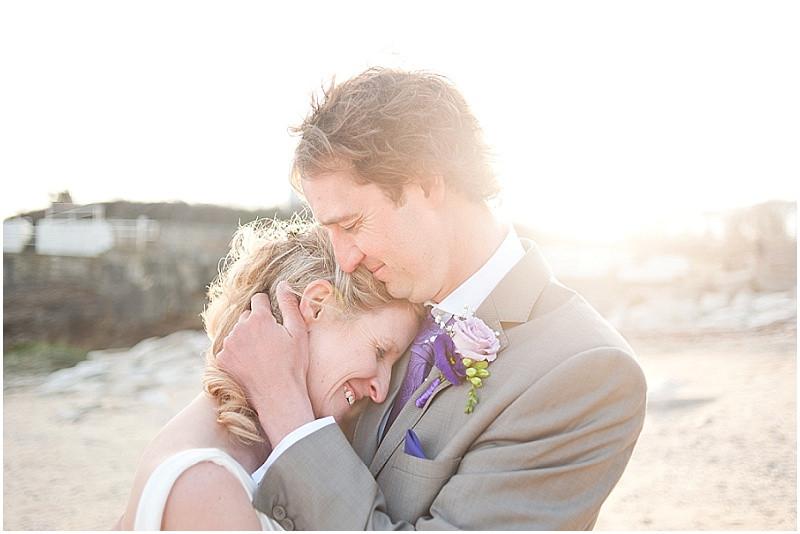 relaxed, boho beach wedding in Cornwall