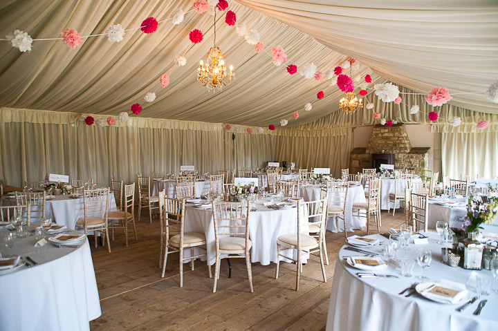 marquee pom poms