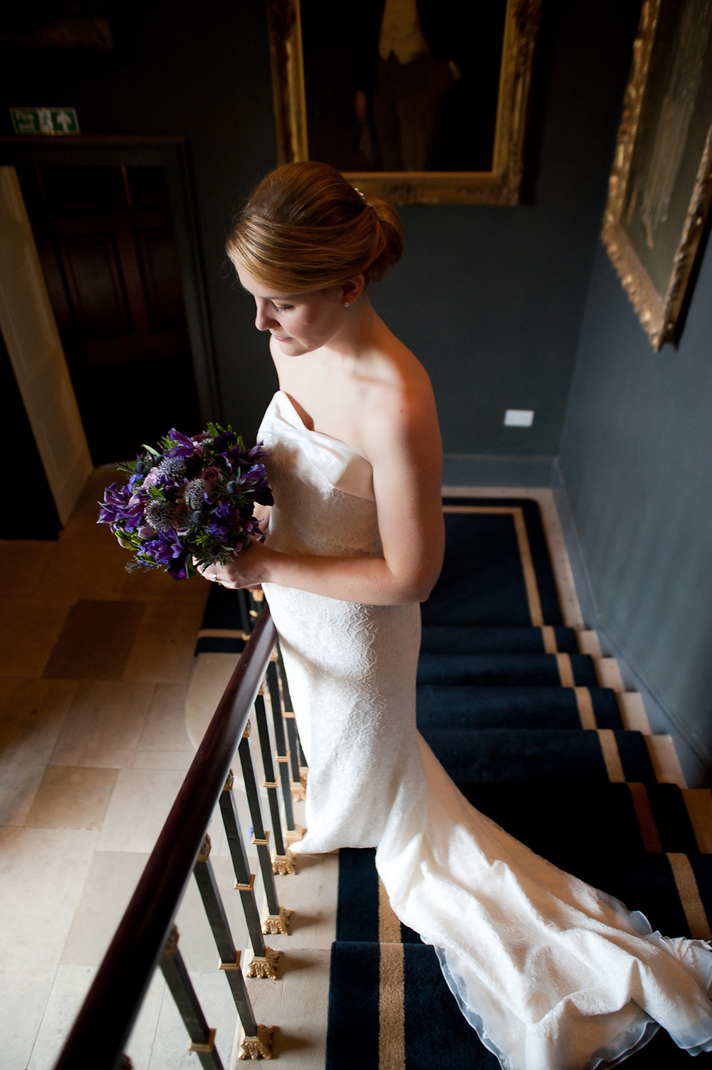 stubton hall wedding bride