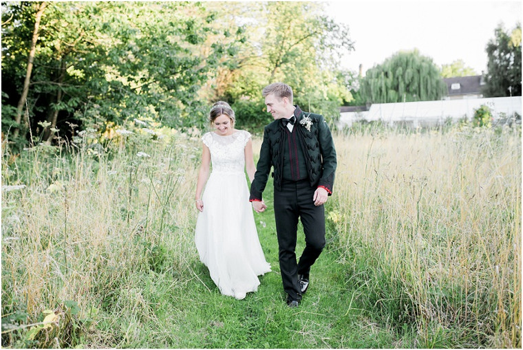 A Cotswolds marquee wedding in the Oxford