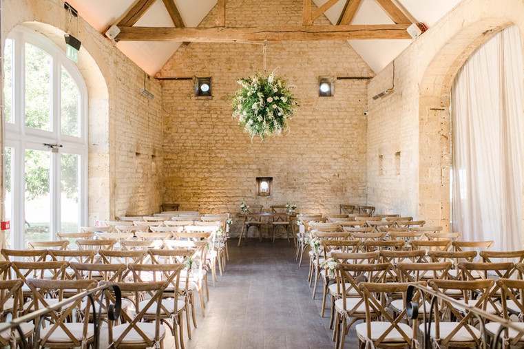 Around the Cotswolds in 9 Dream Wedding Venues
