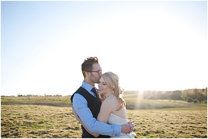 A Sassi Holford wedding dress for a rustic wedding at Dodford Manor Northamptonshire