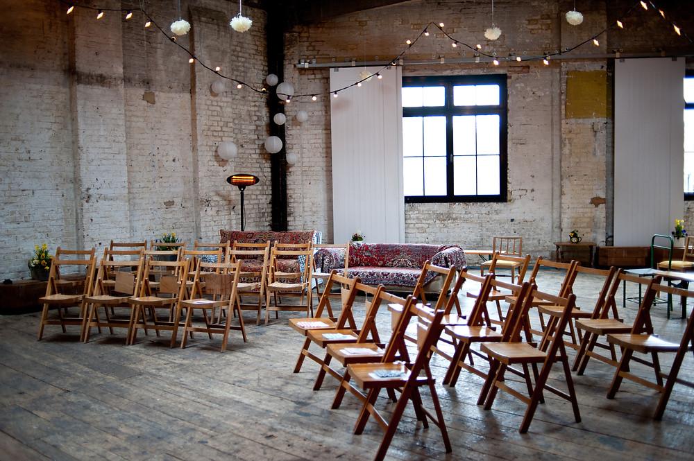 brixton east wedding venue