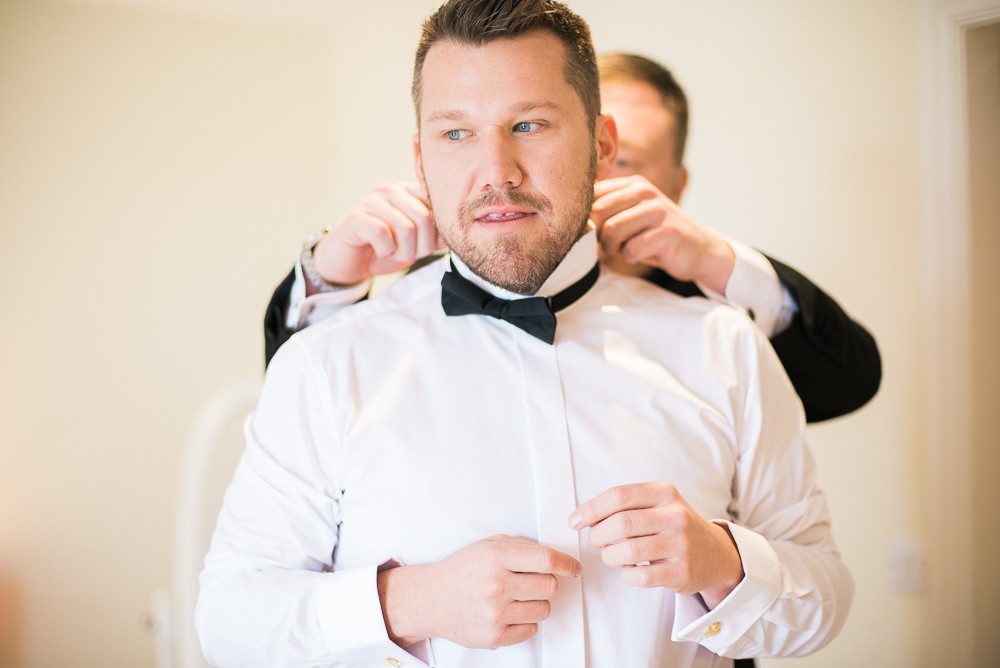 tuxedo's for gay wedding,The Outbuildings, Anglesey