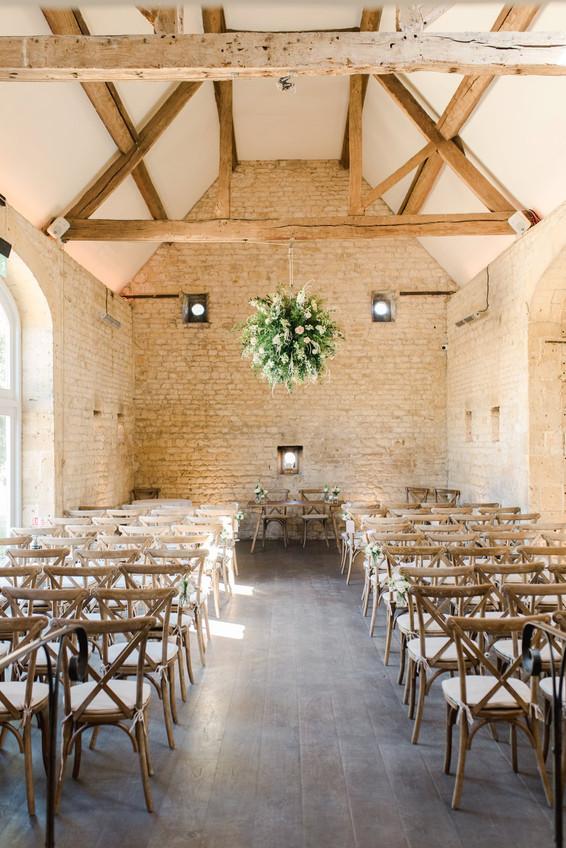 Lapstone Barn Wedding venue ceremony roo