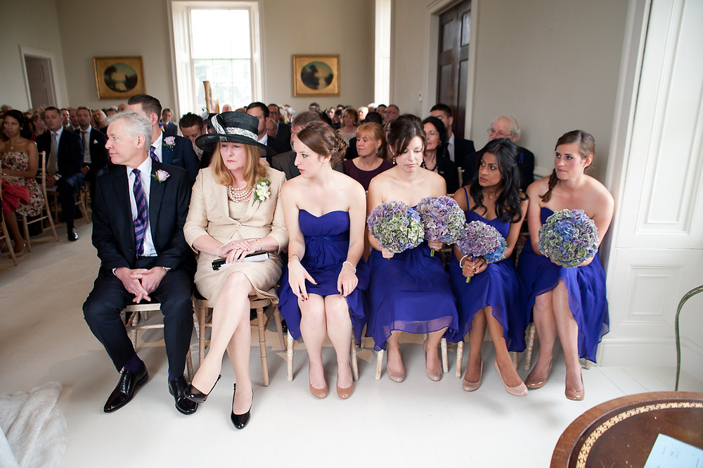 stubton hall wedding bridesmaids