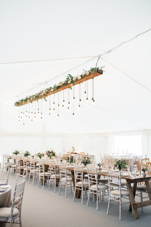 beautiful marquee wedding at Cotswolds wedding venue Twyning Park with West Country marquees