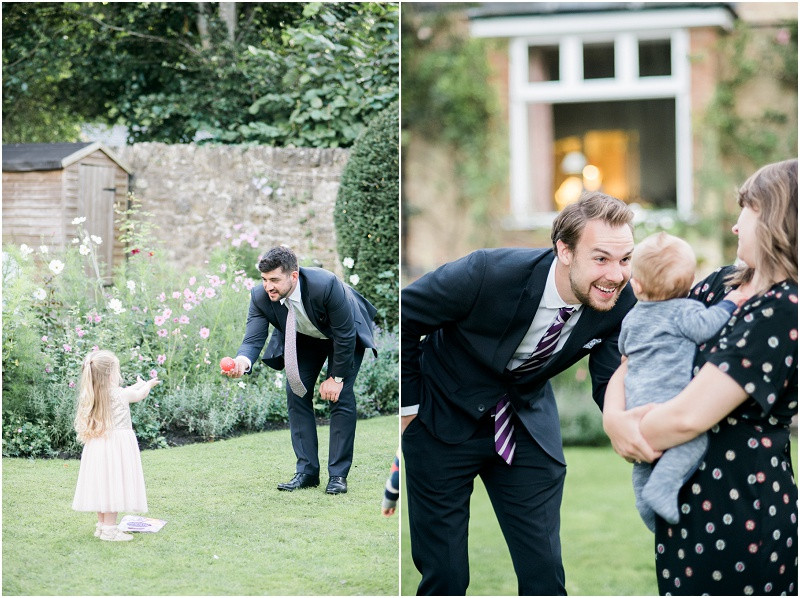 Cotswolds marquee wedding Oxford