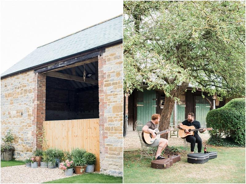 Cotswolds wedding venue blackwell grange