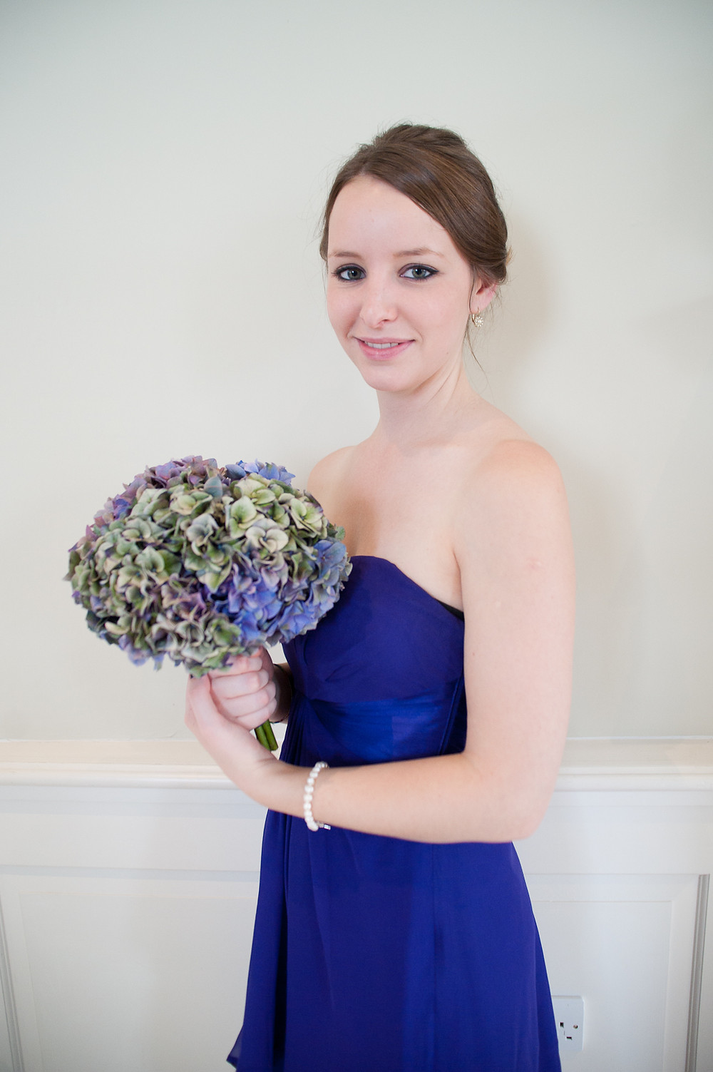 stubton hall wedding bridesmaid