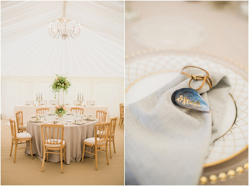 elegant marquee wedding styling Cotswolds marquee wedding venue West Country marquees