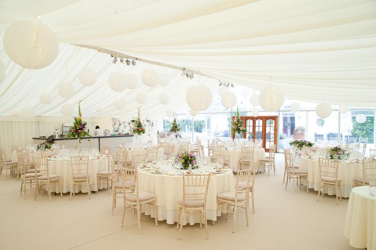 Barn Wedding vs Marquee Wedding