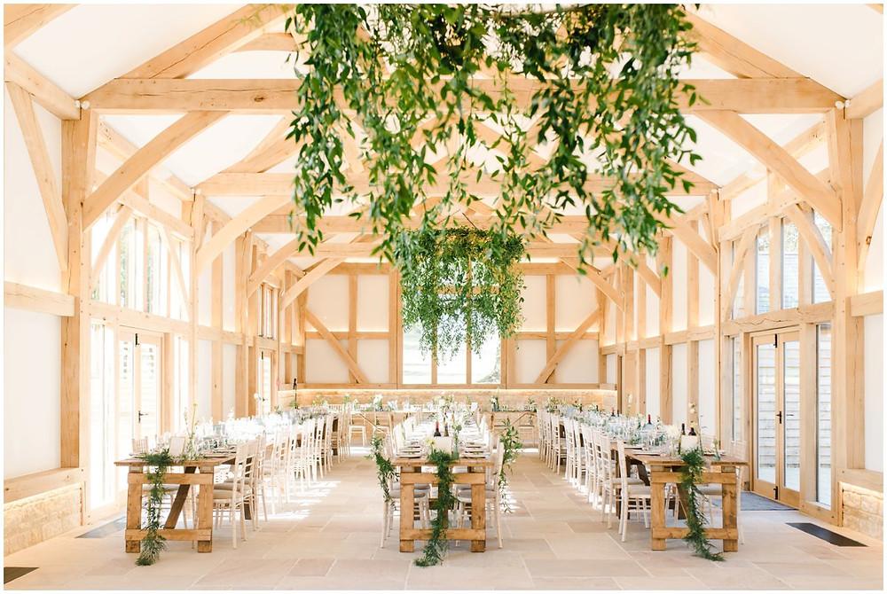 Mickleton Hills Farm wedding venue