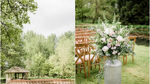 Magical Marquee Wedding Venues Near Gloucestershire