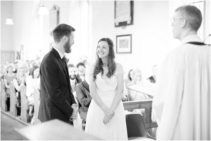 Boho tipi wedding Peak tipis Nottinghamshire church ceremony