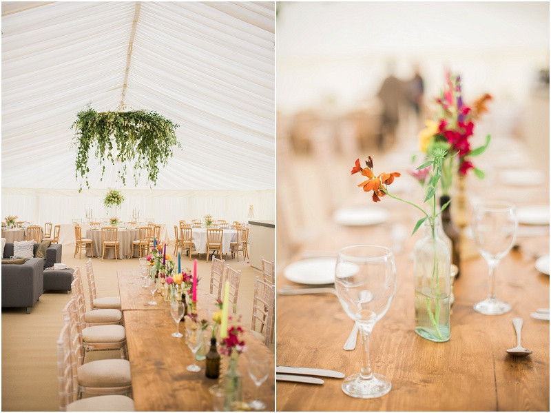 boho wedding Cotswolds marquee wedding venue West Country marquees