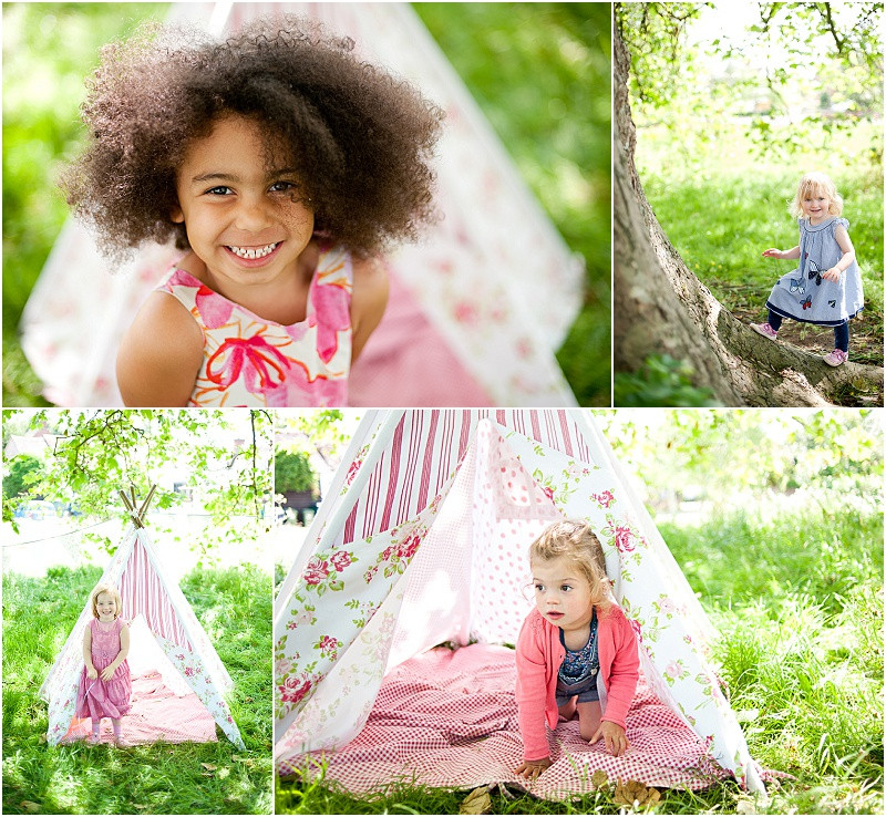 Colourful and fun childrens photography Gloucestershire