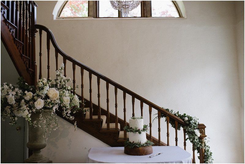 From your wedding photos to your wedding venue, entertainment and flowers, check out these five steps to plan your dream relaxed Gloucestershire wedding. Wedding Cake at Pennard House