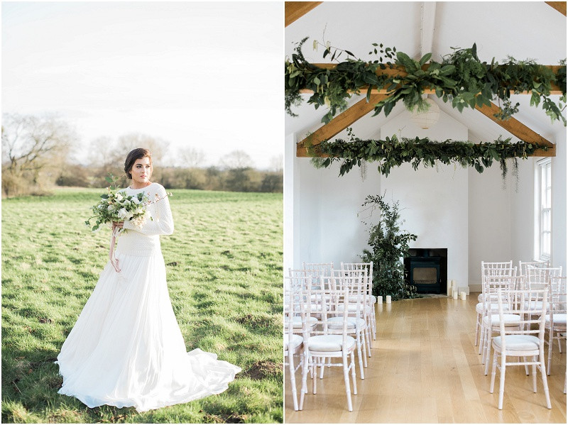 Cotswolds fine art marquee wedding venue Twyning Park