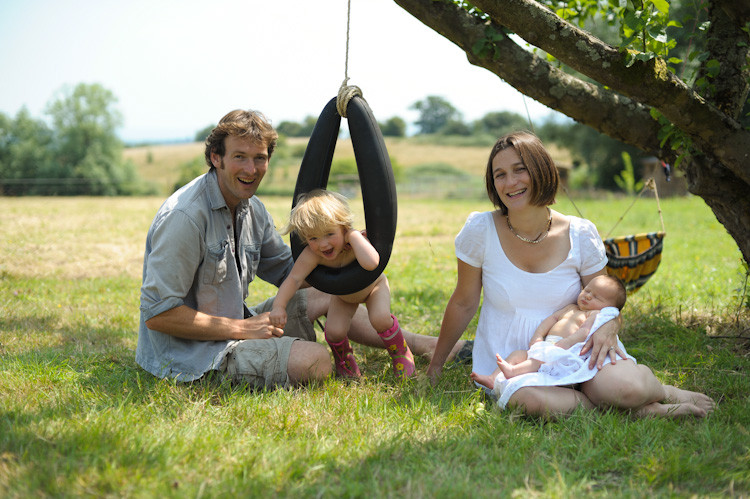 Williams Family Portrait Session, Gloucestershire