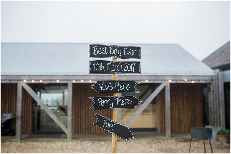 laid back boho wedding at River Cottage