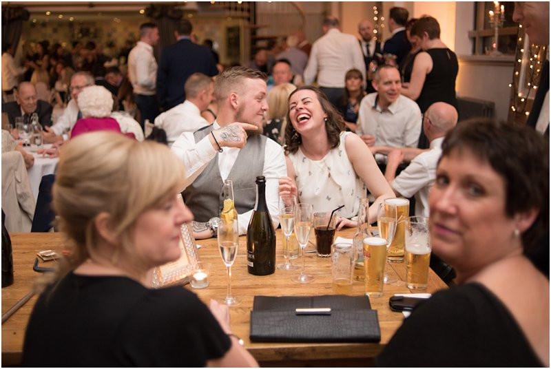 A cool, laidback city wedding at Oh Me Oh My, Liverpool