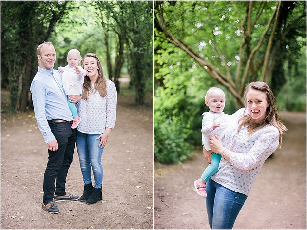 Worcester Woods Family photography mini shoots
