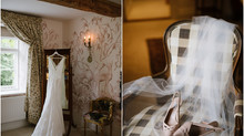 An elegant Herefordshire wedding at Dewsall Court