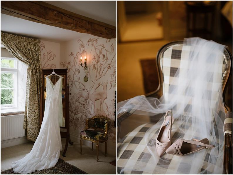 An elegant Herefordshire wedding at Dewsall Court