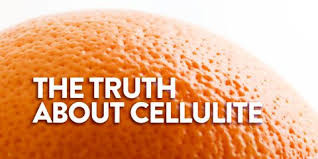 Cellulite: We ALL have it and if someone says they don't they ARE lying!