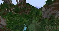 Minecraft Greenery