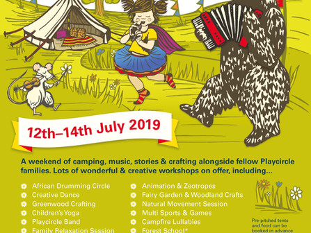 Playcircle Camp 2019 - Tickets on Sale!