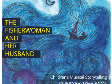 The Fisherwoman and her Husband - Tickets on Sale!