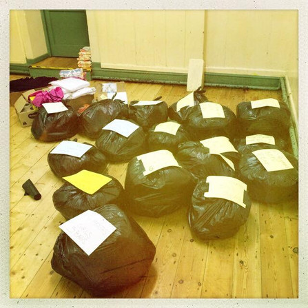 'Bag a Smile' Appeal - help the Refugees