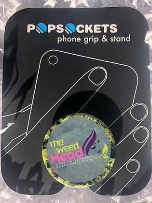 The WeedHead™ Pop Sockets