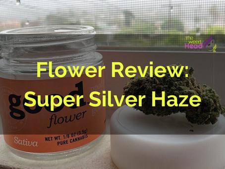Flower Review: Super Silver Haze