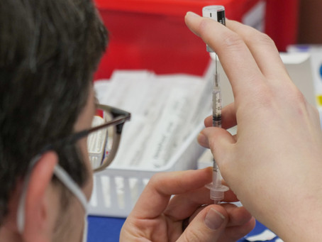 Promising Trends in COVID Vaccine Doses, Lower Transmission Rate in Illinois