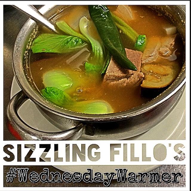 Instagram - Hello #WednesdayWarmer Brrrr #tooColdAgain! #LetsGetWarm #YumYum