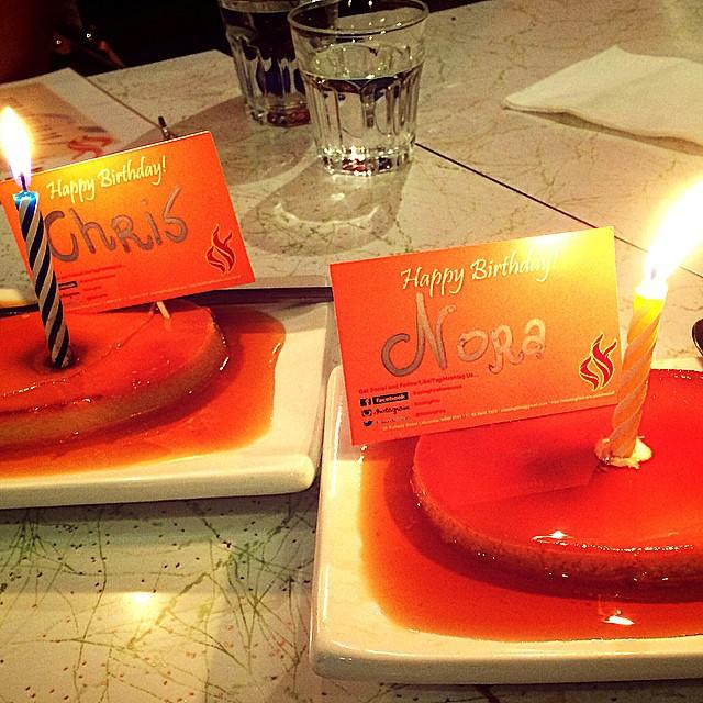 Instagram - Belated Happy Birthday Beautiful Tita Nora and Chris! 😘🎂