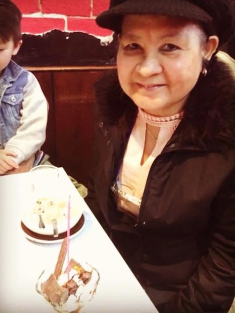🎉 Happy Birthday Gorgeous Tita Mabel! ?