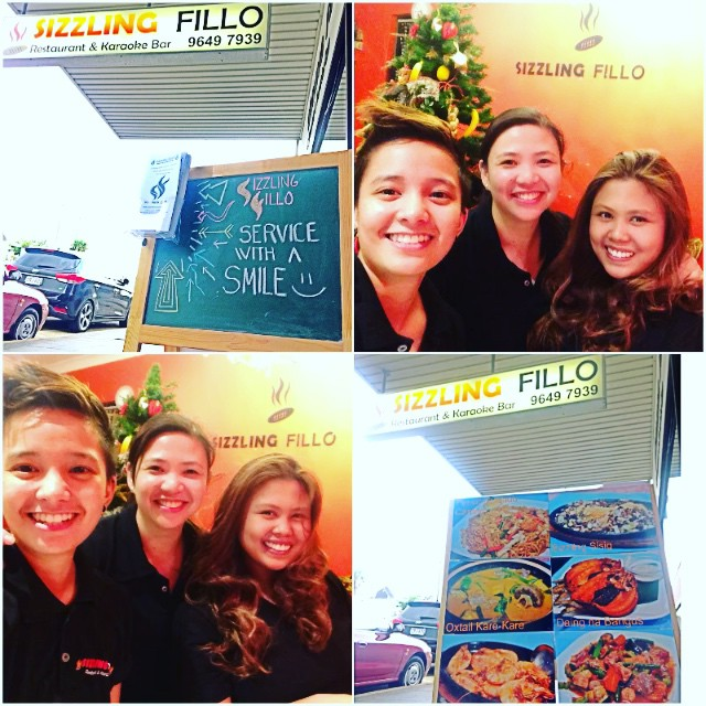 Instagram - Hello from us!  #thehappytrio #bestcrew #SFassets #SizzlingFillo